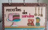 Caderno de Receitas da Sandra – Sandra's Recipes Book