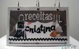 Caderno de Receitas da Cristina – Cristina's Recipes Book
