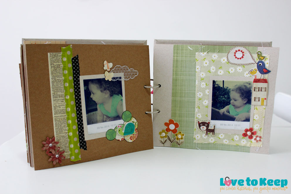 JuWruck_LovetoKeep_Scrapbook_Bebê_Baby_Girl_Mini Album Sophias Garden_15