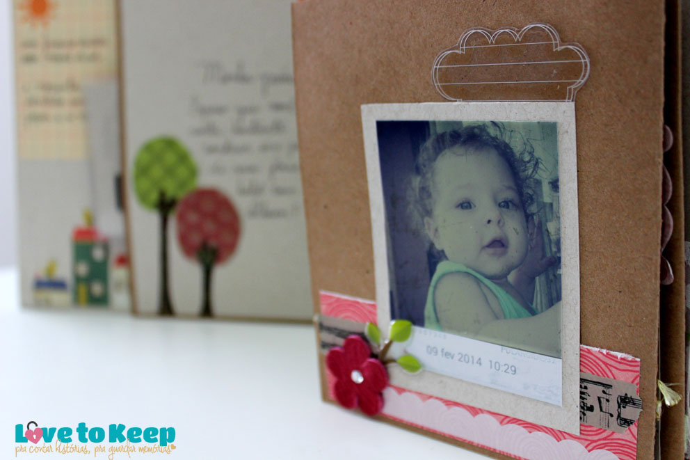 JuWruck_LovetoKeep_Scrapbook_Bebê_Baby_Girl_Mini Album Sophias Garden_6