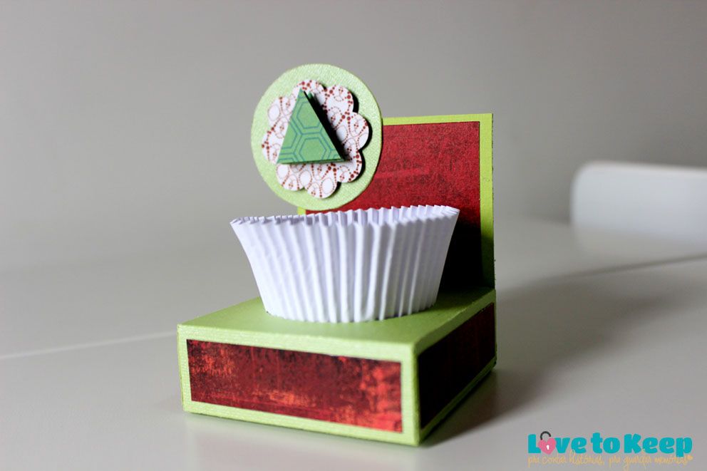 Love to Keep_ScrapFesta_Porta Cupcake ou
