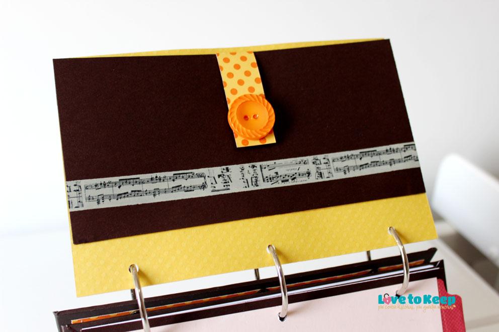 JuWruck_LovetoKeep_Scrapbook_Caderno de Receitas Personalizado_Nossas Receitas_Laranja_8