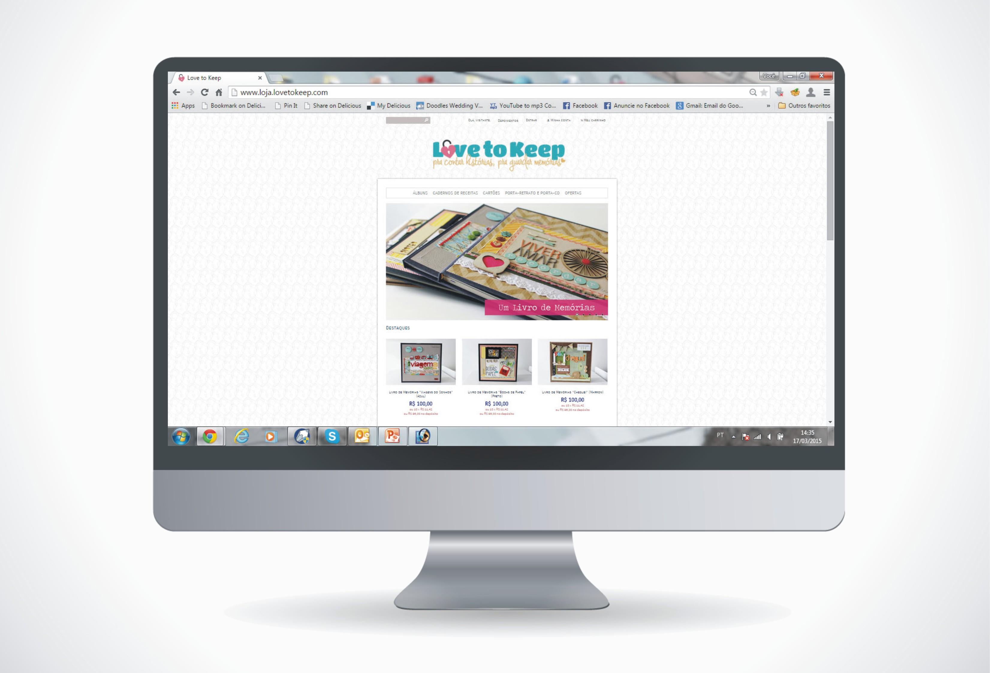 Love To Keep_Lançamento Loja Online_1