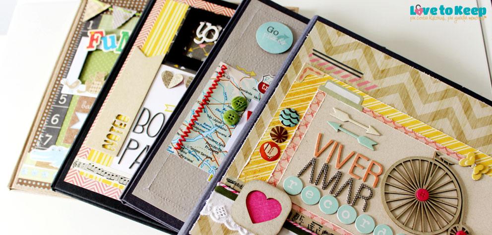 Love to Keep_SCrapbook_Lançamento_Livro de Memórias