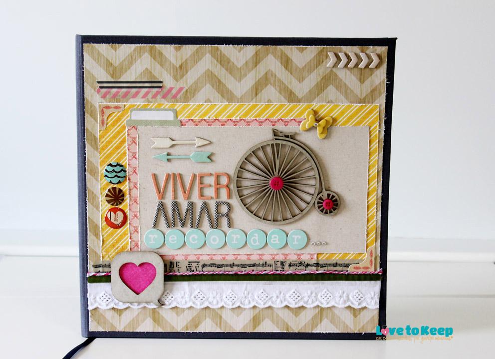 Love to Keep_SCrapbook_Lançamento_Livro de Memórias_1