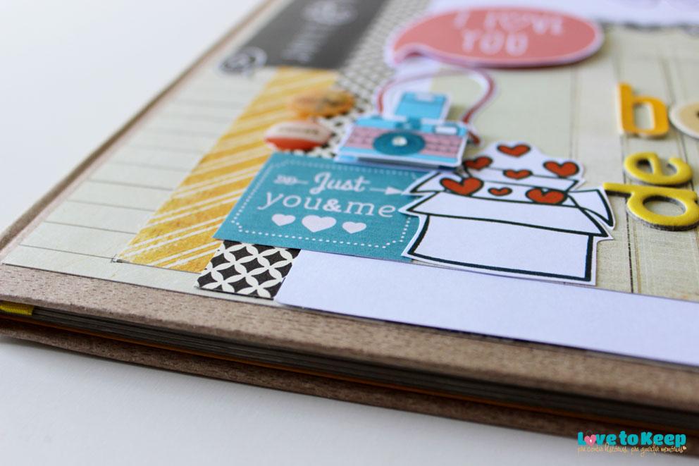 Love to Keep_Scrapbook_Lançamento_Livro de Memórias_Bodas de Papel Amarelo_3