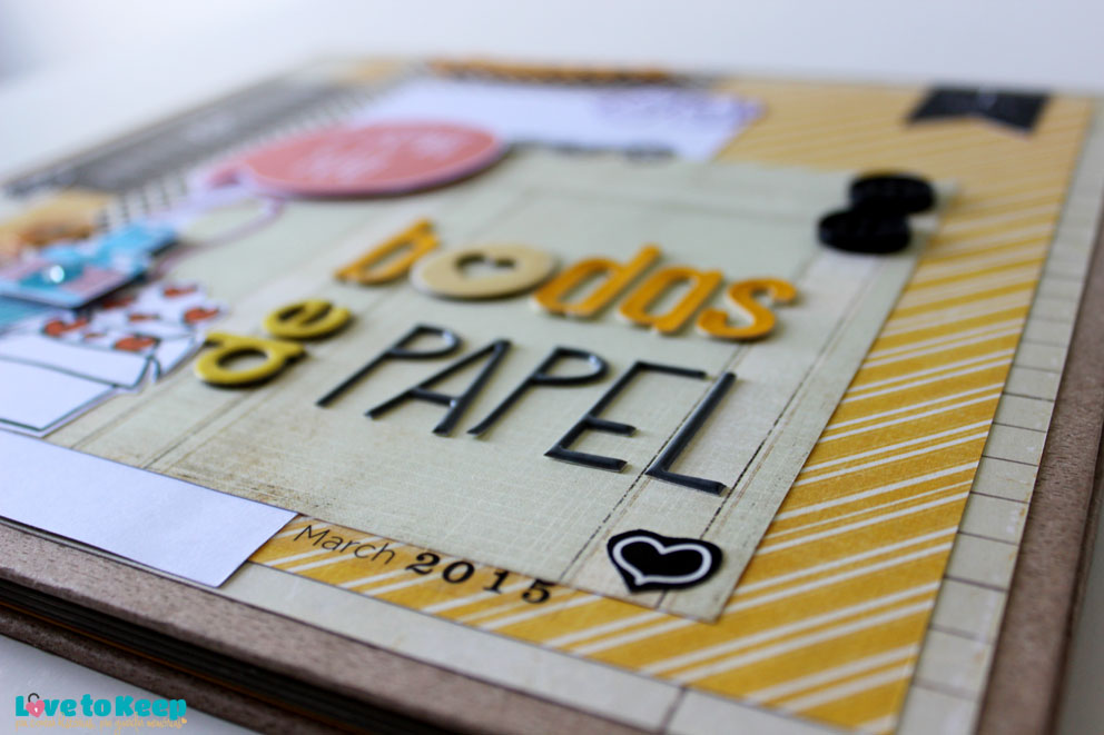 Love to Keep_Scrapbook_Lançamento_Livro de Memórias_Bodas de Papel Amarelo_4