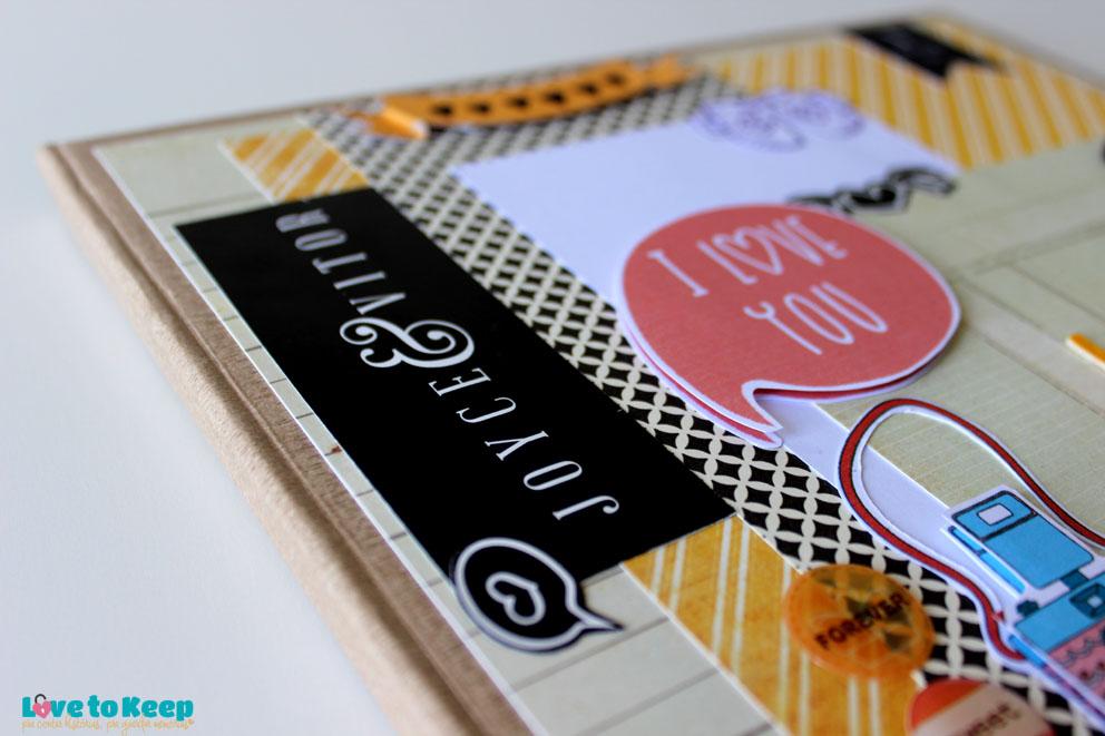 Love to Keep_Scrapbook_Lançamento_Livro de Memórias_Bodas de Papel Amarelo_5