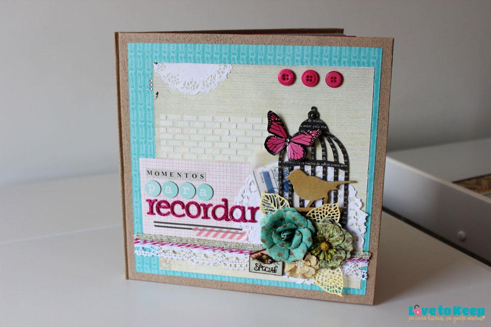Love to Keep_Scrapbook_Lançamento_Livro de Memórias_Momentos Para Recordar_1
