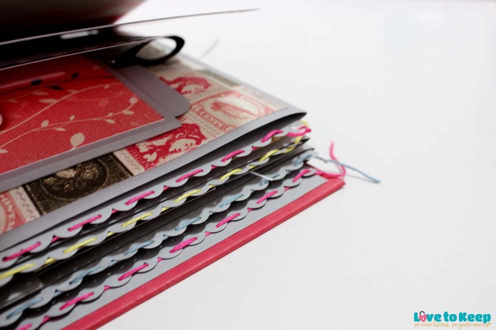 JuWruck_LovetoKeep_Scrapbook_Mini Álbum Aniversário 80 anos_2