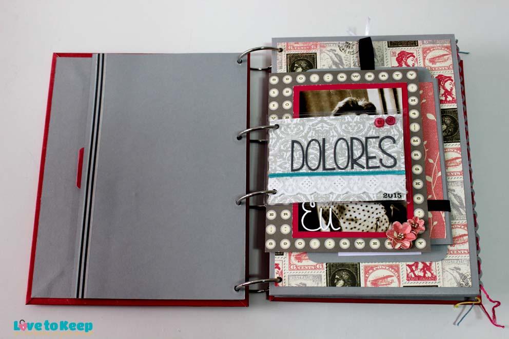 JuWruck_LovetoKeep_Scrapbook_Mini Álbum Aniversário 80 anos_4
