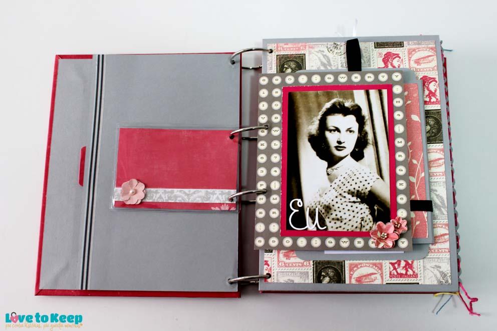 JuWruck_LovetoKeep_Scrapbook_Mini Álbum Aniversário 80 anos_5