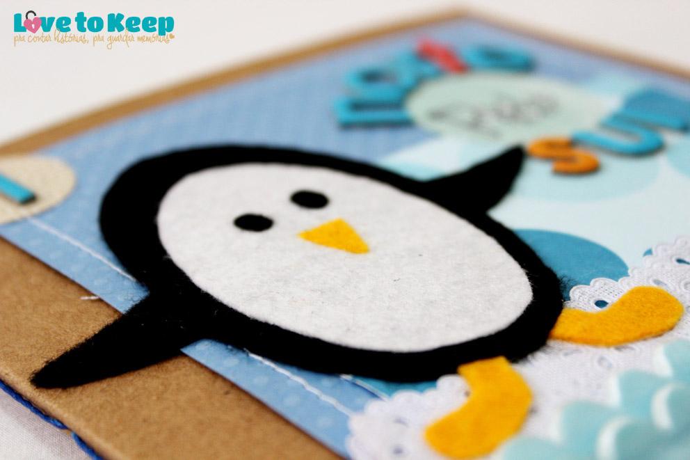 Love to Keep_Mini Álbum_Polo Norte_Polo Sul_1B