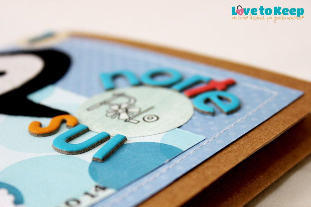 Love to Keep_Mini Álbum_Polo Norte_Polo Sul_2