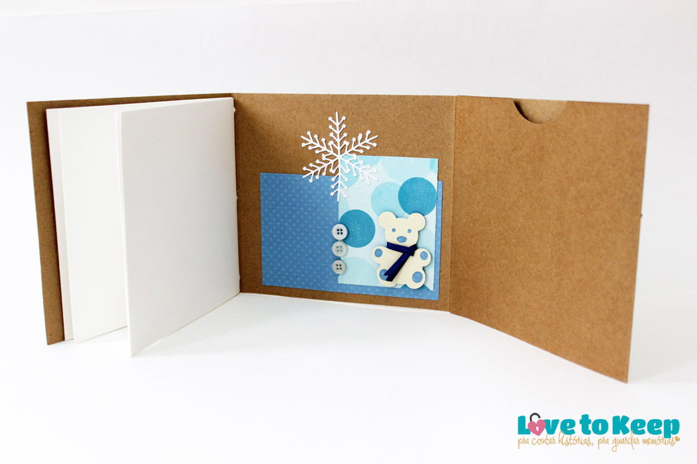 Love to Keep_Mini Álbum_Polo Norte_Polo Sul_3