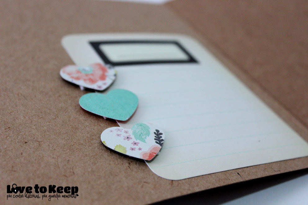 Love to Kee_Scrapbook_Mini Álbum Alice Madê_12
