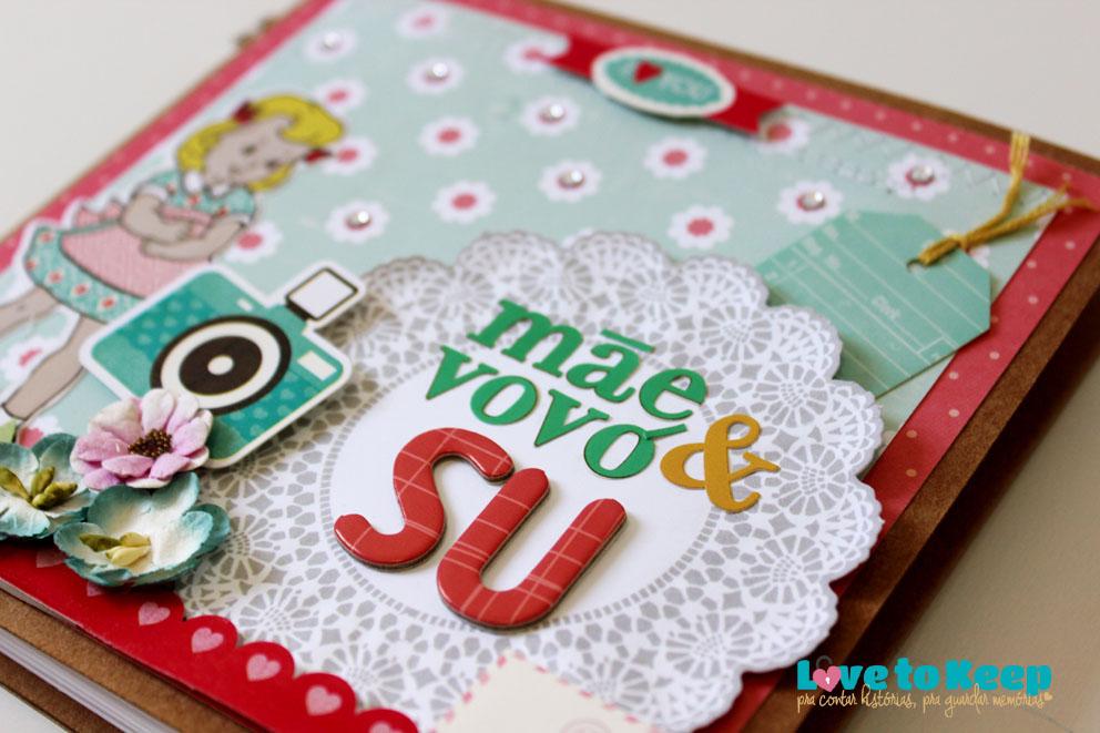Love to Keep_Mini Álbum_Mãe & Vó Su_3