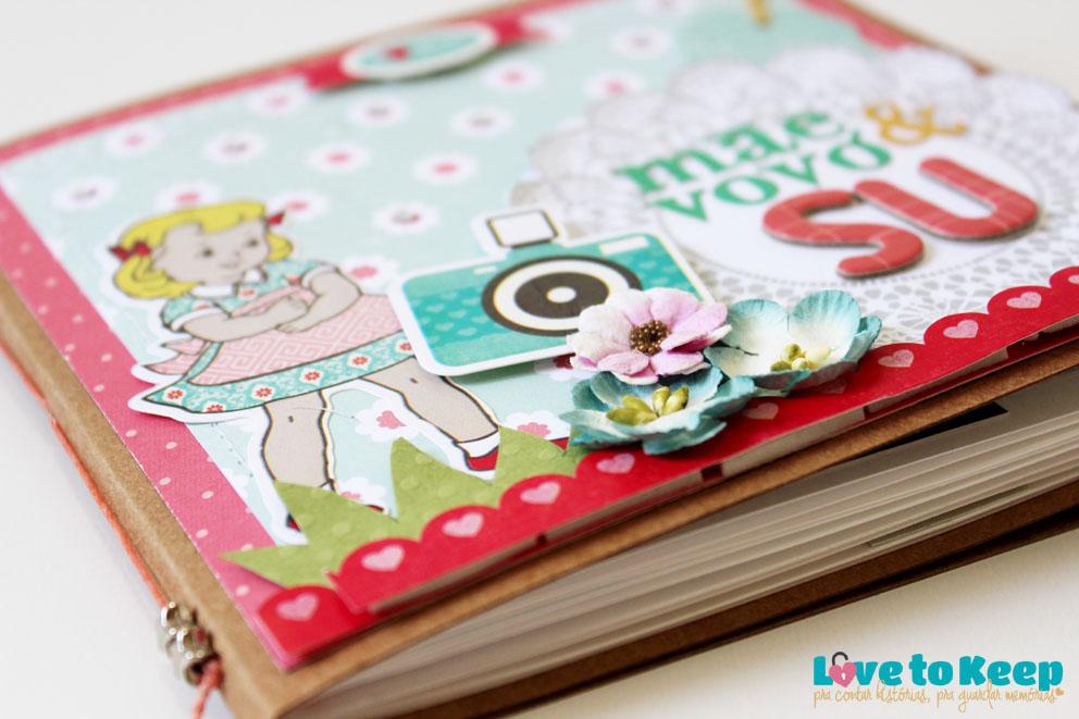 Love to Keep_Mini Álbum_Mãe & Vó Su_4