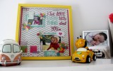 I Just love every little thing about you *Scrapbook para decorar*