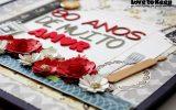 80 anos de muito amor! *Livro de memórias personalizado*