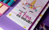 Qual é a boa de hoje? – O diário escolar mais legal que você já viu!